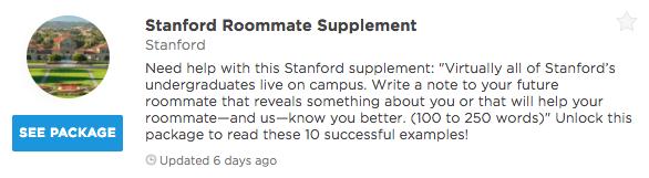 Stanford Supplement